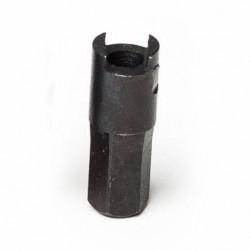 Nippelskrallehode revolver og pistol
