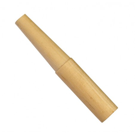 Papirpatronrullepinne for perkusjonsrevolver