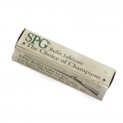 SPG bullet lubricant