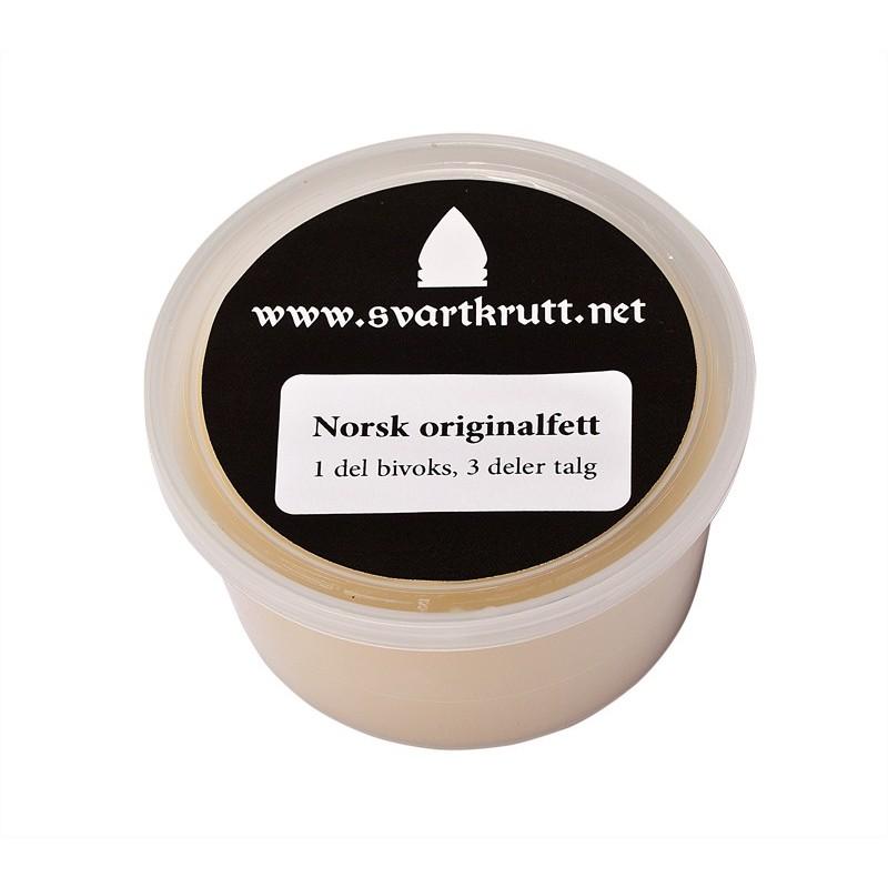 svartkrutt.nets norske originalfett