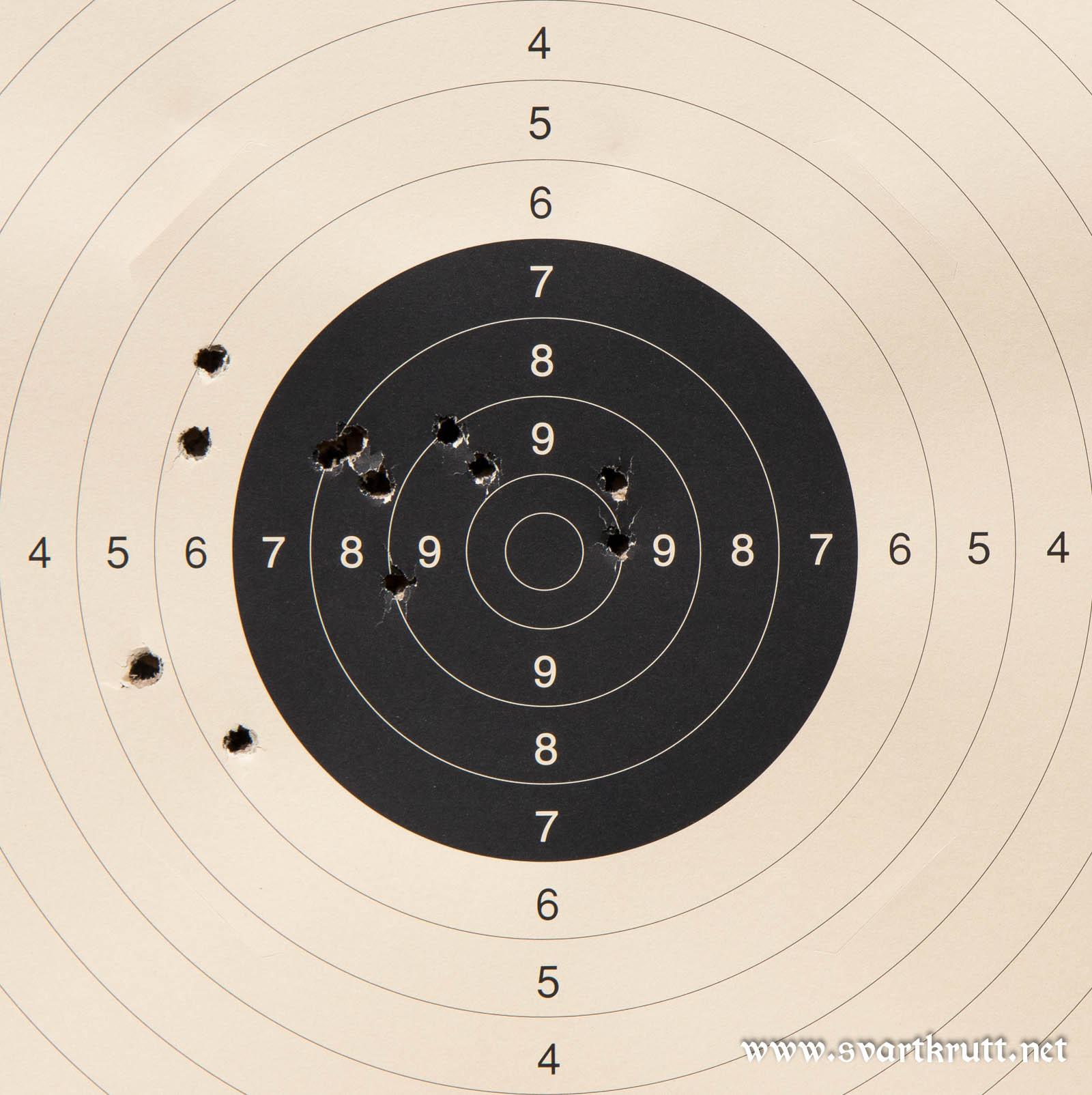 Shooting the 11mm Lefaucheux revolver - svartkrutt net