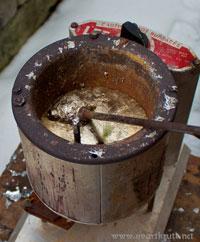 Hvordan støpe tinn