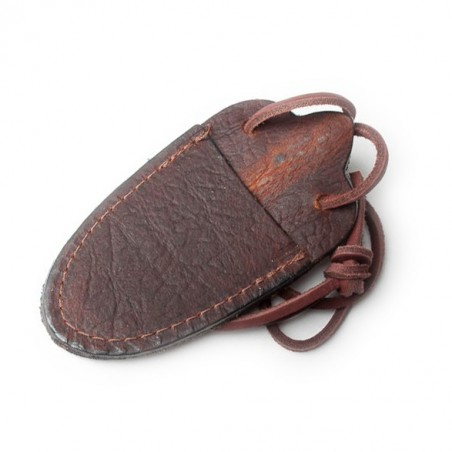 Leather Sheath for Rifle Capper