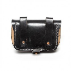 Pistol cartridge pouch