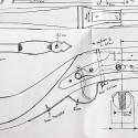 Machinists drawing: Snaplock rifle