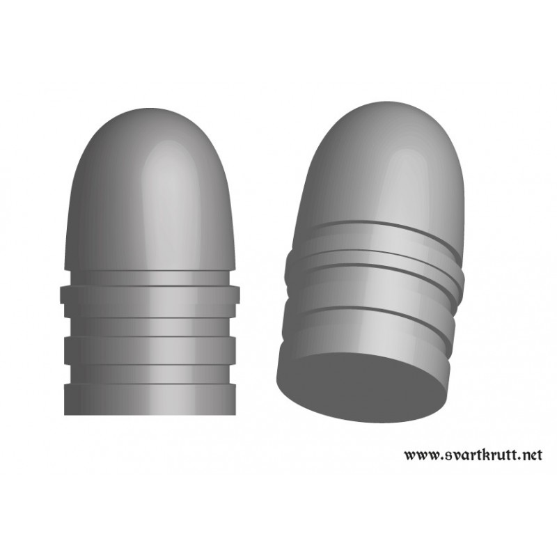 12mm Remington bullet mould