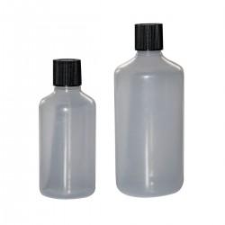 Flaske til kruttdispenser