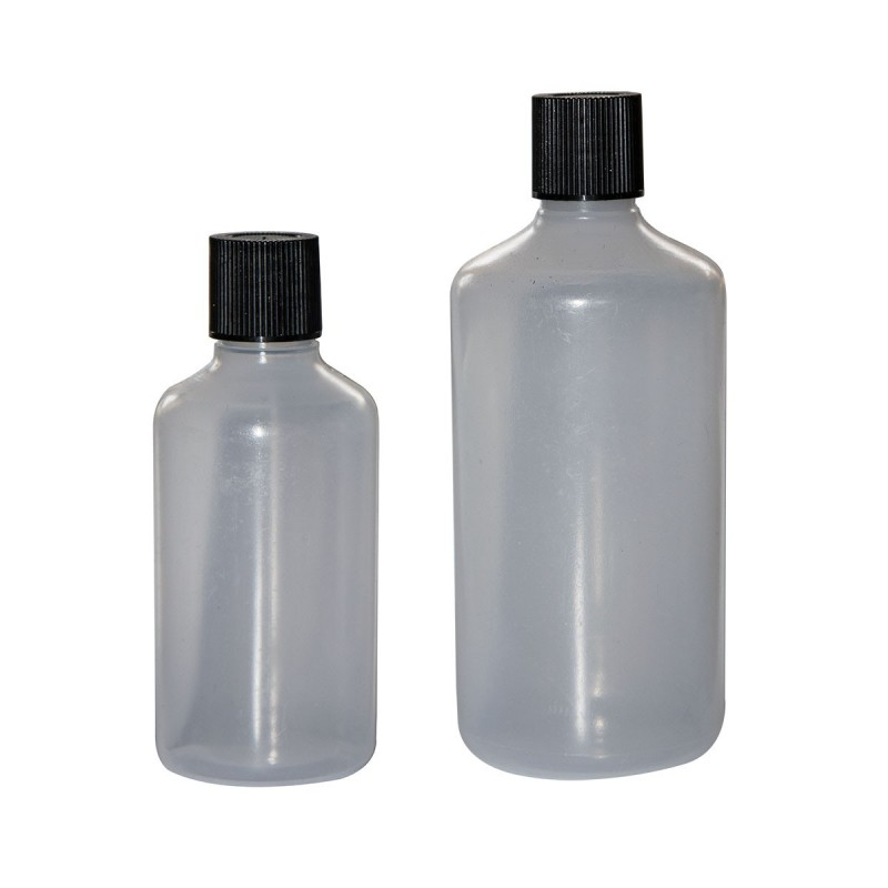 Powder dispenser bottle