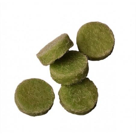 100 .50 cal. green pills