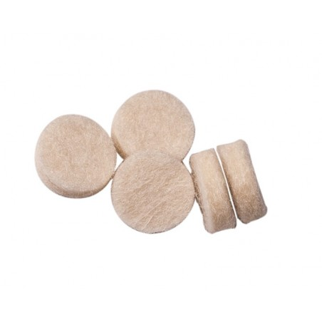 .40 cal. felt wads (package of 100)